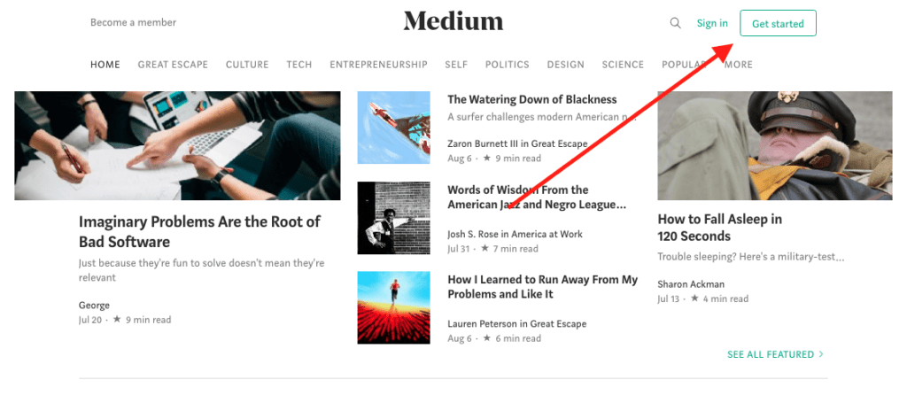 4th Article Image For What's Medium.com - How To Become A Medium Writer