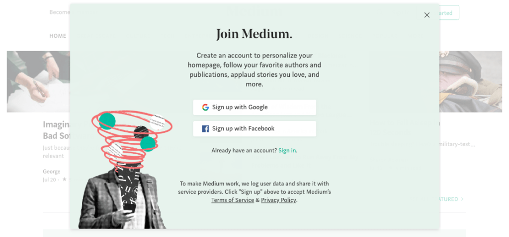 5th Article Image For What's Medium.com - How To Become A Medium Writer