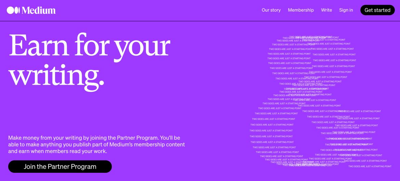 33rd Article Image For What's Medium.com - Join The Medium Partner Program